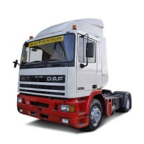 грузовик daf 95