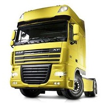 грузовик daf xf 105