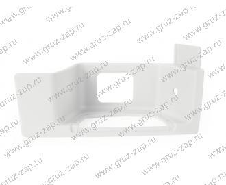 подножка нижняя (белая), правая