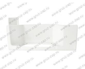 подножка нижняя (белая), левая
